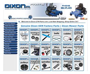 Dixon 3014 Ztr Parts Manual